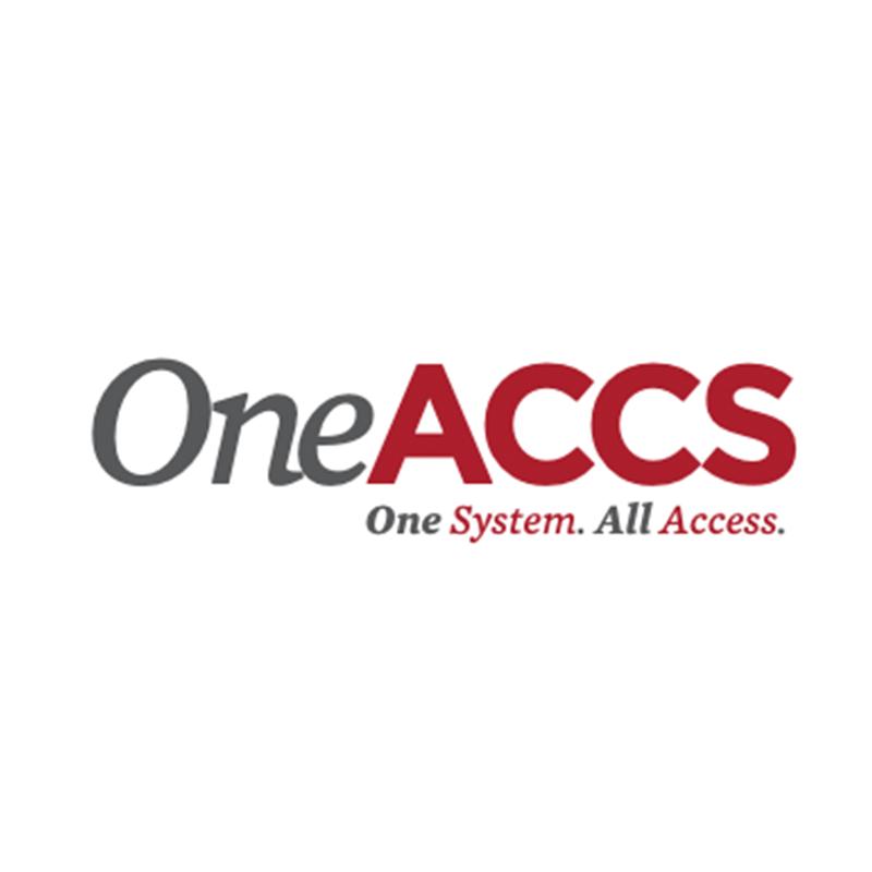 One ACCS logo